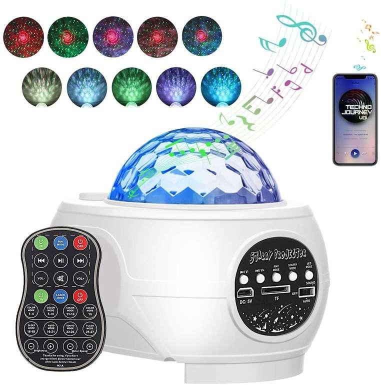 Glime LED Sternenhimmel Projektor mit Fernbedienung für 16,49€ inkl. Versand (statt 28€)