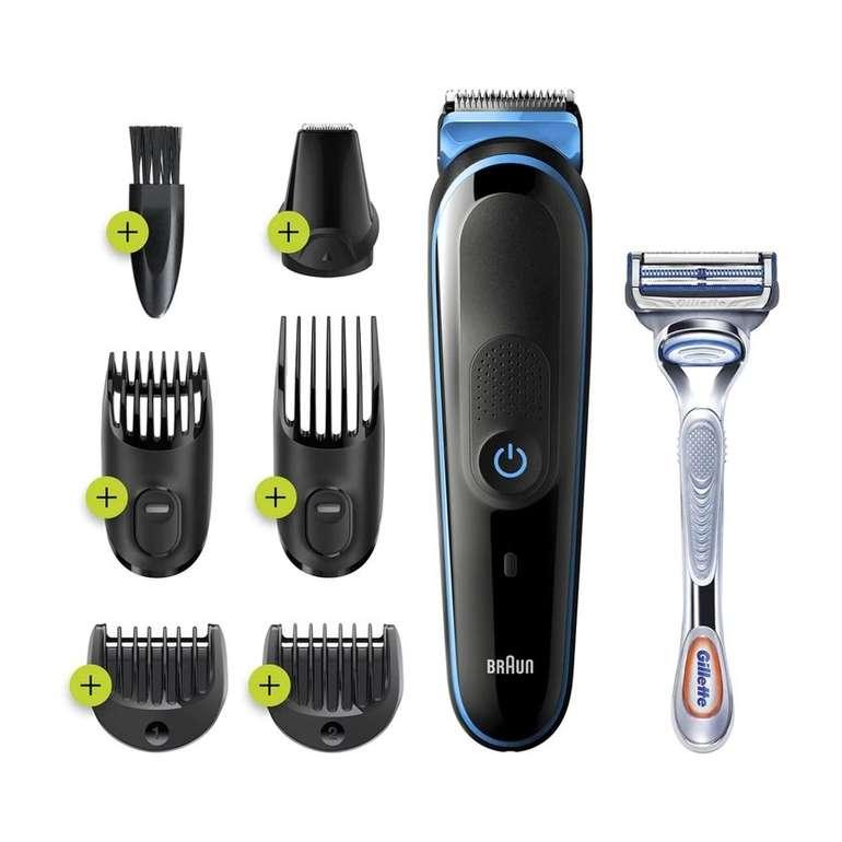 "Braun Multi Grooming Kit (7 in 1) ""MGK 3242"" für 25,11€ inkl. Versand (statt 29€)"