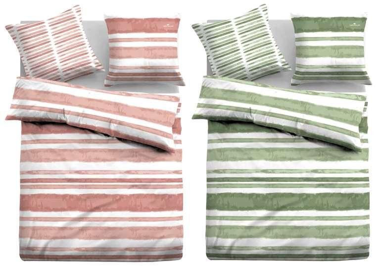 Tom Tailor Satin-Bettwäsche in 3 Farben mit 135x200cm für je 28,95€ inkl. Versand (statt 35€)