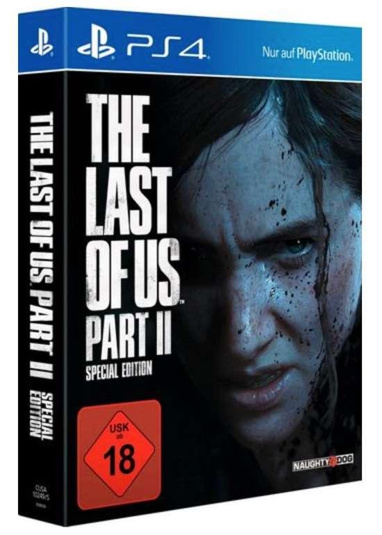 The Last of Us Part II Special Edition (PS4) für 34,94€ inkl. Versand (statt 61€)