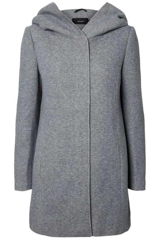 """Vero Moda """"VMVERODONA LS Jacket Noos"""" in light grey melange für 19,98€ inkl. Versand (statt 34€)"""
