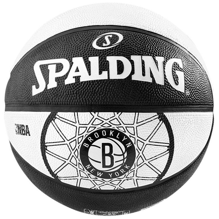Spalding Team Basketball Brooklyn Nets für 8,95€ inkl. Versand (statt 16€)