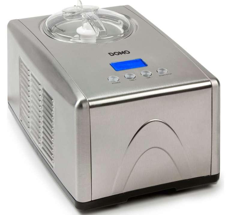 Domo DO9066I Eismaschine mit Kompressor für 158,39€inkl. Versand (statt 185€)
