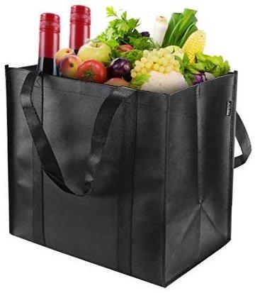 6er Pack DYD wiederverwendbare Einkaufstaschen für 12€ inkl. VSK (Prime)