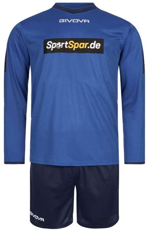 Givova x Sportspar.de Revolution Langarm Trikot-Set (versch. Farben) für 12,83€ inkl. Versand (statt 25€)
