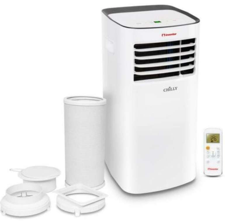 Inventor Chilly - Mobile Klimaanlage (9000 BTU, 2,6KW, EEK A) für 259€ inkl. Versand (statt 324€)