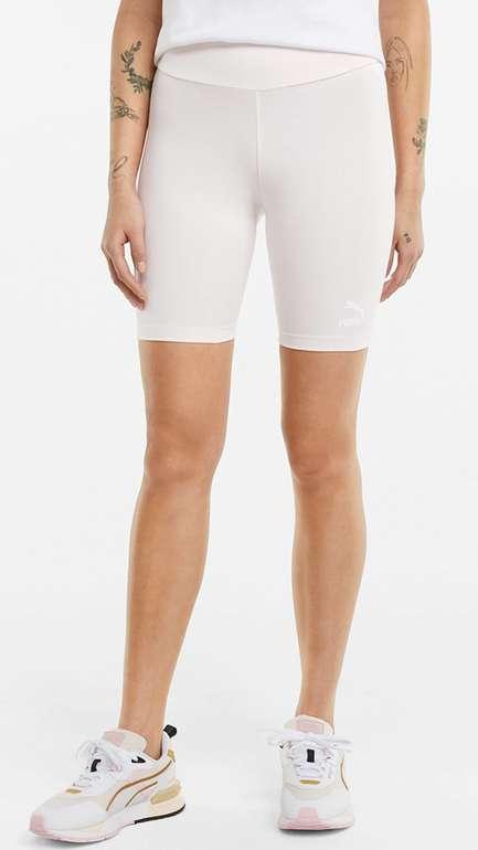 Puma Damen Radlerhose in Pearl für 19,16€ inkl. Versand (statt 27€)