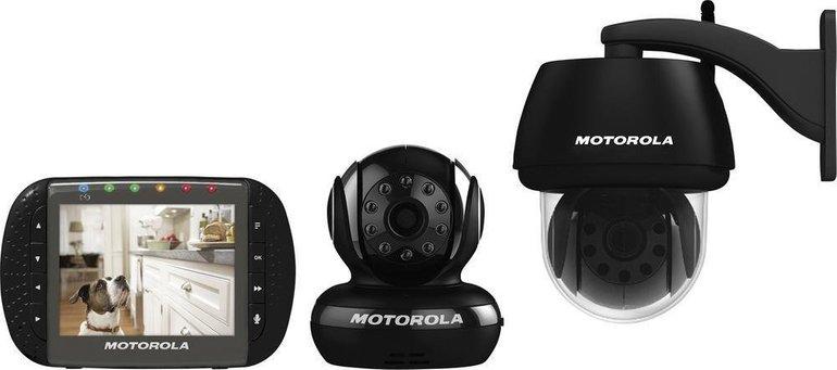 Motorola Scout 1500 Funk-Überwachungs-Set mit 2 Kameras für 88€ mit Versand