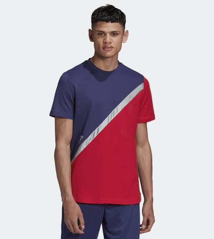 Adidas Tan Block Herren T-Shirt für 17,82€ inkl. Versand (statt 21€) - Creators Club!