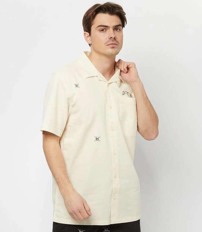 Vans New Varsity Woven Herren Shirt für 31,99€ inkl. Versand (statt 40€)
