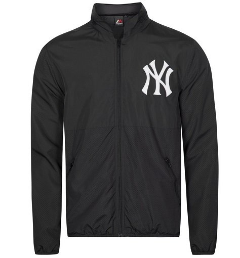 New York Yankees MLB Majestic Herren Jacke für 27,95€ inkl. VSK (statt 39,99€)