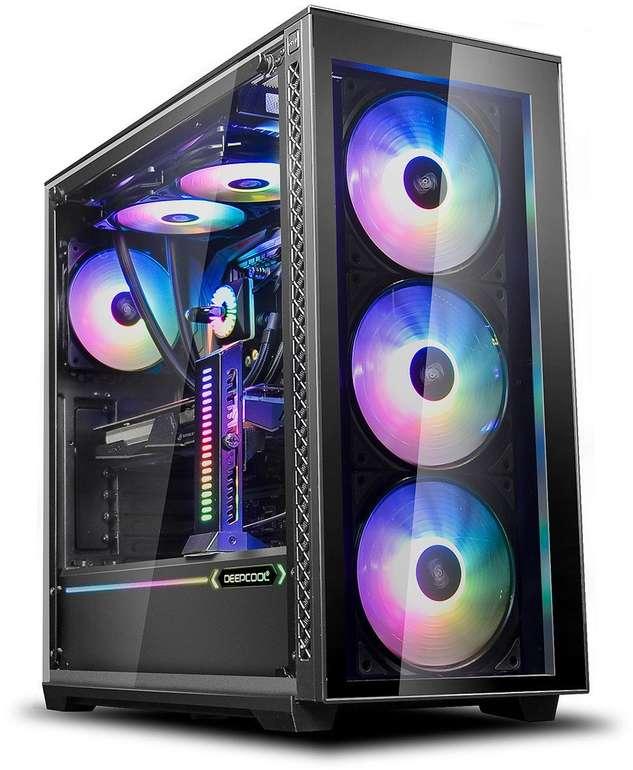 Deepcool Matrexx 70 ADD-RGB 3F Midi Tower für 70,48€ inkl. Versand (statt 88€)