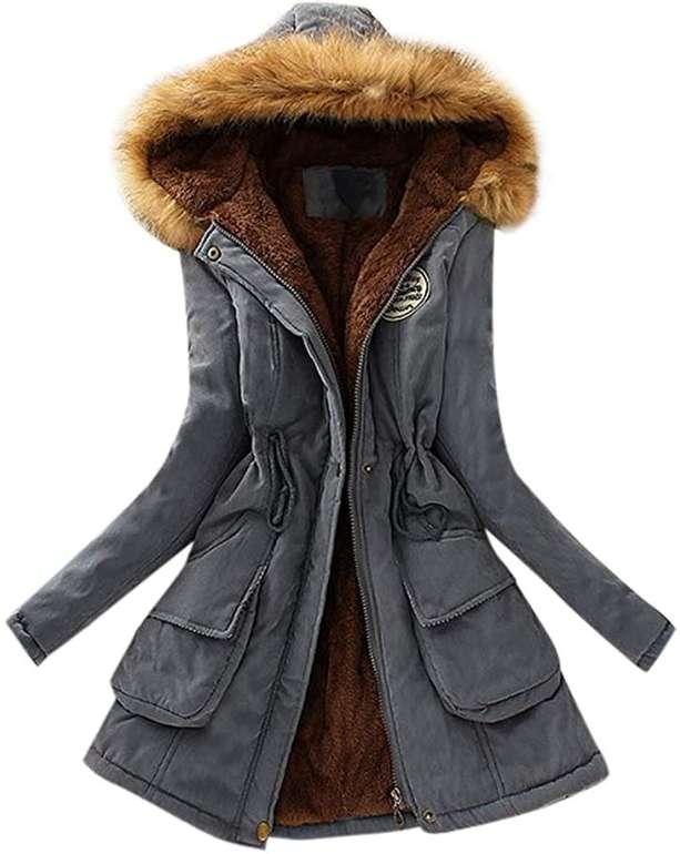 Zhx Damen Wintermantel in verschiedenen Farben für je 17,97€ inkl. Versand (statt 23€)