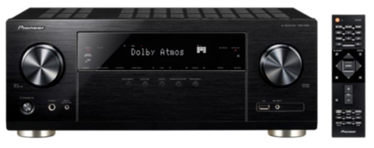 Pioneer VSX-932-B 7.2-Kanal-Receiver mit Dolby Atmos für 279€ inkl. Versand