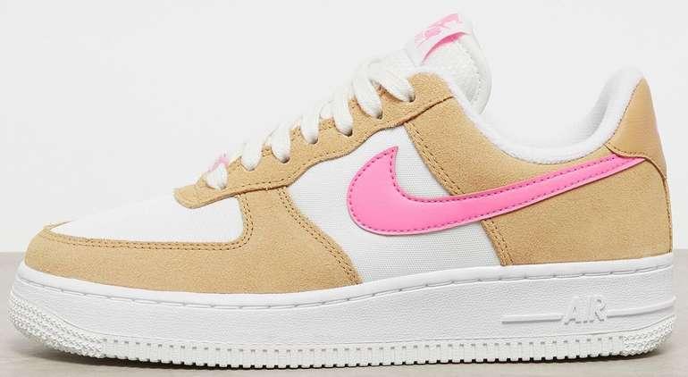 """Nike Air Force 1' 07 Damen Sneaker im """"Electro Orange""""-Colourway für 77,99€ (statt 100€)"""