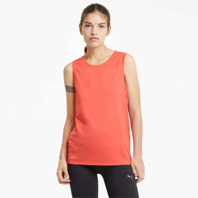 Puma Favourite Damen Running Tank-Top in 2 Farben für je 12,76€ inkl. Versand (statt 16€)