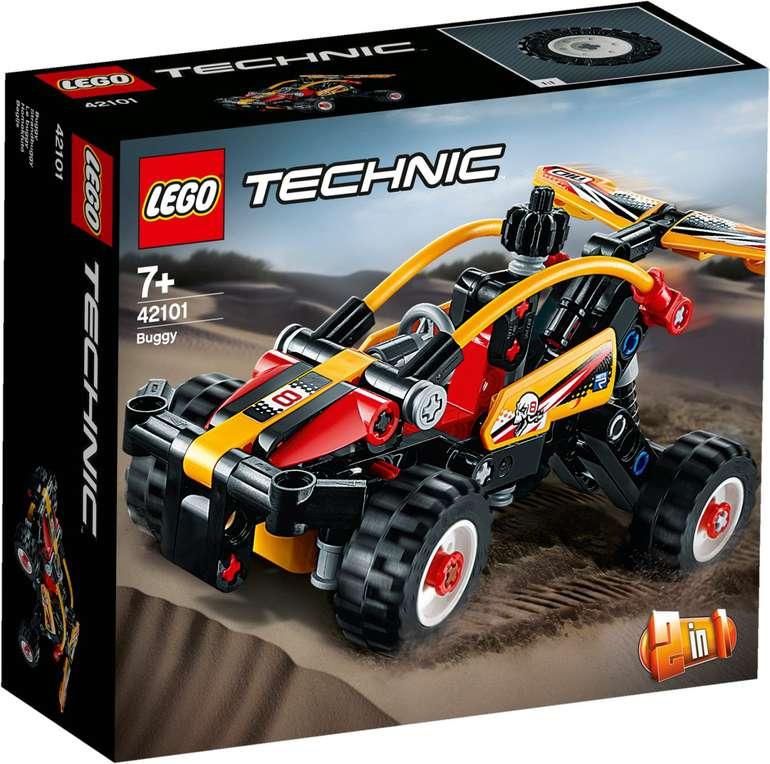 LEGO® Technic Strandbuggy (42101) für 7,22€ inkl. Versand (statt 10€)