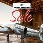Tom Tailor - 30% Extra-Rabatt auf alle Sale Artikel + 0,99€ Versandkosten