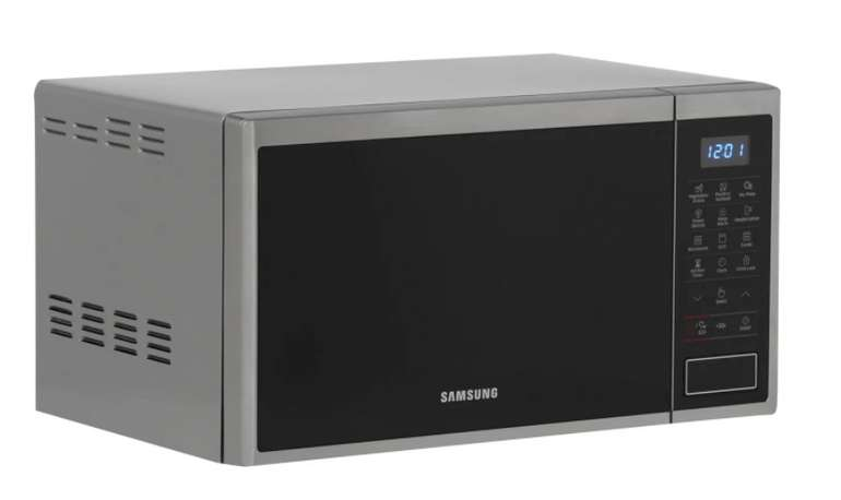Samsung MG23J5133AT/EG Mikrowelle mit 800 Watt für 111€ inkl. Versand (statt 151€)