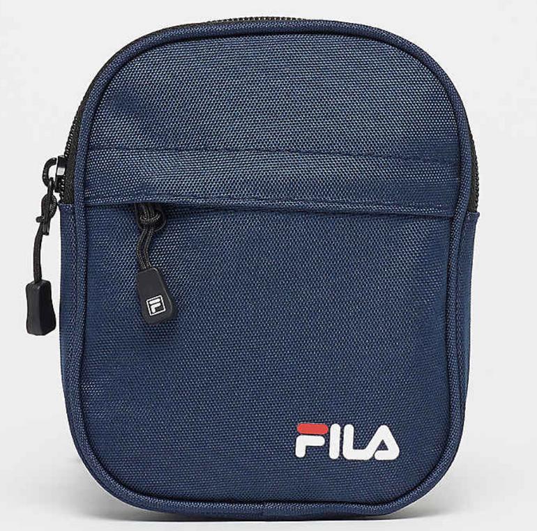 "FILA UL New Pusher Bag Berlin Umhängetasche ""black iris"" für 13,99€ (statt 20€)"