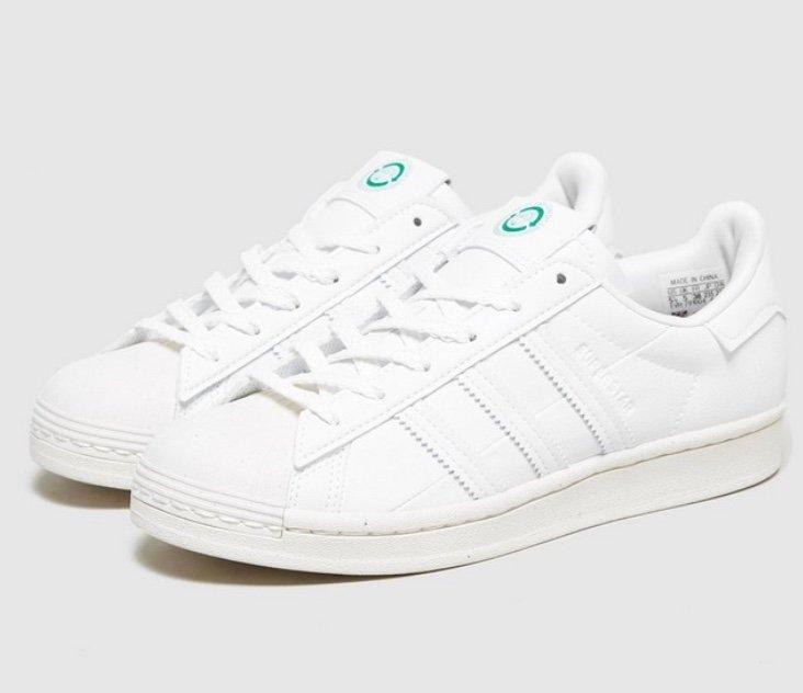 """adidas Superstar """"Clean Classics"""" Sneaker in Weiß für 40€inkl. Versand (statt 73€)"""
