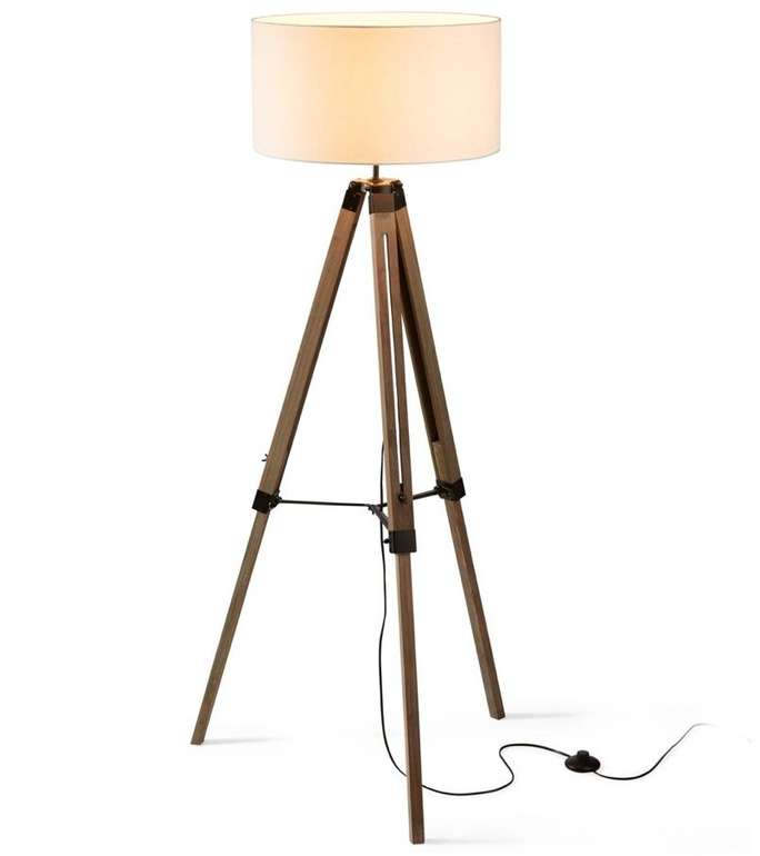 Stativ-Stehleuchte mit LED für 79€ inkl. Versand