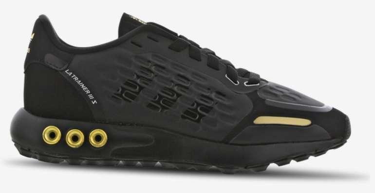 Foot Locker: Adidas Kinder Sneaker Sale mit bis zu 50% Rabatt - z.B. Adidas LA Trainer III S für 29,99€ (statt 55€)
