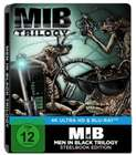 Men in Black 1-3 4K Ultra HD Limited Blu-ray Steelbook Edition für 23,99€ inkl. Versand (statt 42€)