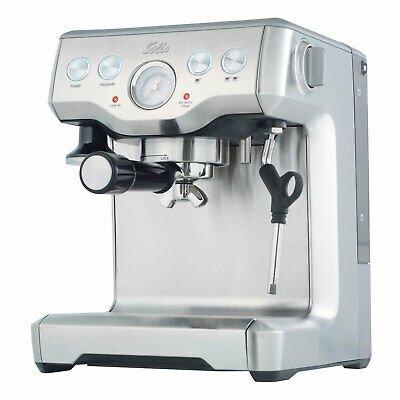 Solis Caffespresso Pro Siebträger Espressomaschine für 299,70€ inkl. Versand