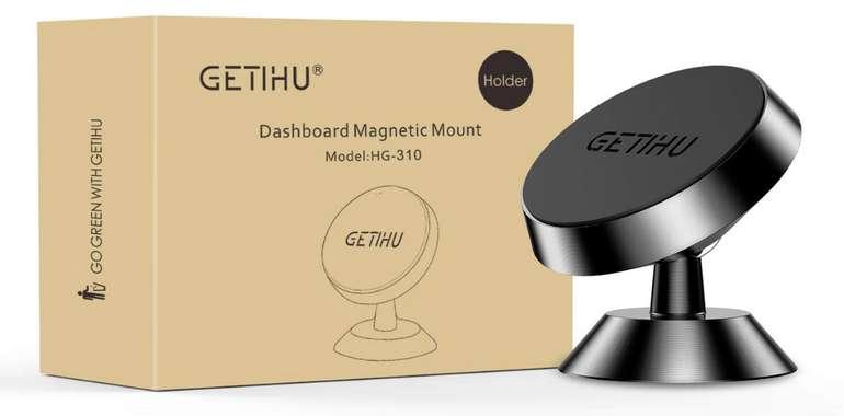 GETIHU magnetischer Handyhalter fürs Auto für 5,19€ inkl. Versand (statt 7€)