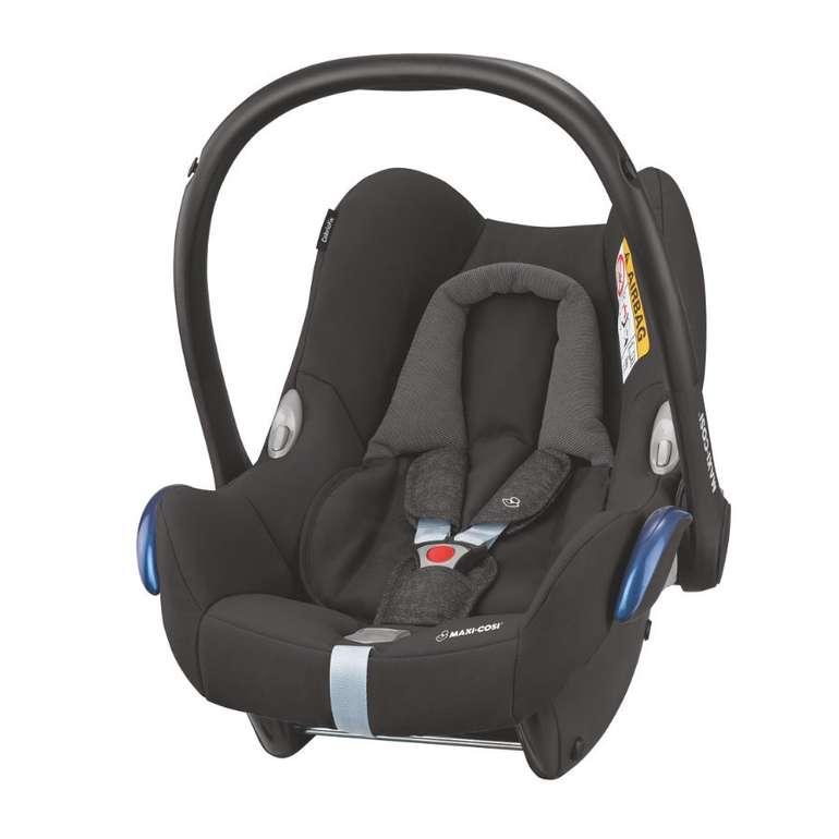 Maxi-Cosi Babyschale CabrioFix in Nomad Black für 91,99€ inkl. Versand (statt 132€)