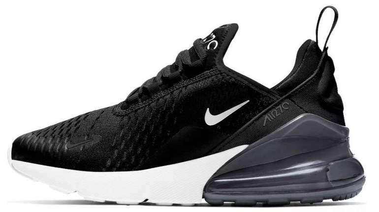 "Nike Air Max 270 (GS) Sneaker im ""Black-White""-Colourway für 89,99€ (statt 110€) - Nike Membership!"