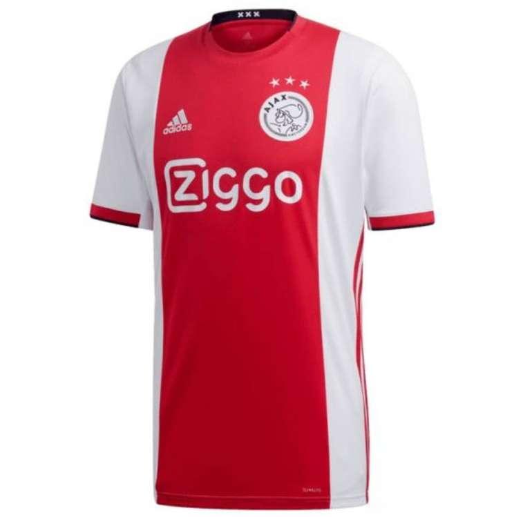 Fußball Fanartikel Sale bei Geomix, z.B. Ajax Amsterdam Trikot für 58,46€