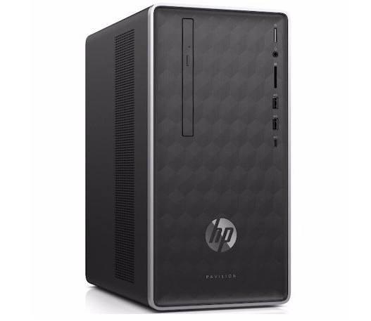HP 590-p0593ng Desktop-PC (i3, 8GB RAM, 128GB SSD, 1TB HDD) für 373,64€