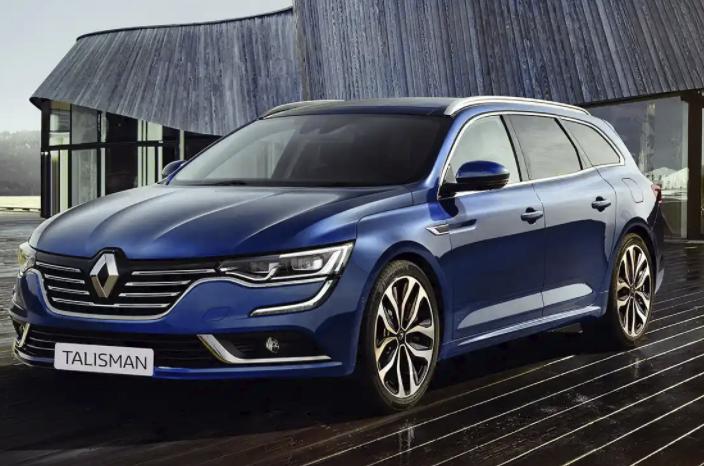 Gewerbeleasing: Renault Talisman mit 160 PS für 169€ mtl. (LF: 0.44, Überführung: 839€)