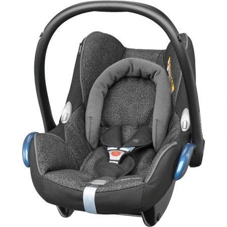 "Maxi-Cosi Babyschale CabrioFix in ""Triangle Black"" für 85,95€ inkl. VSK"