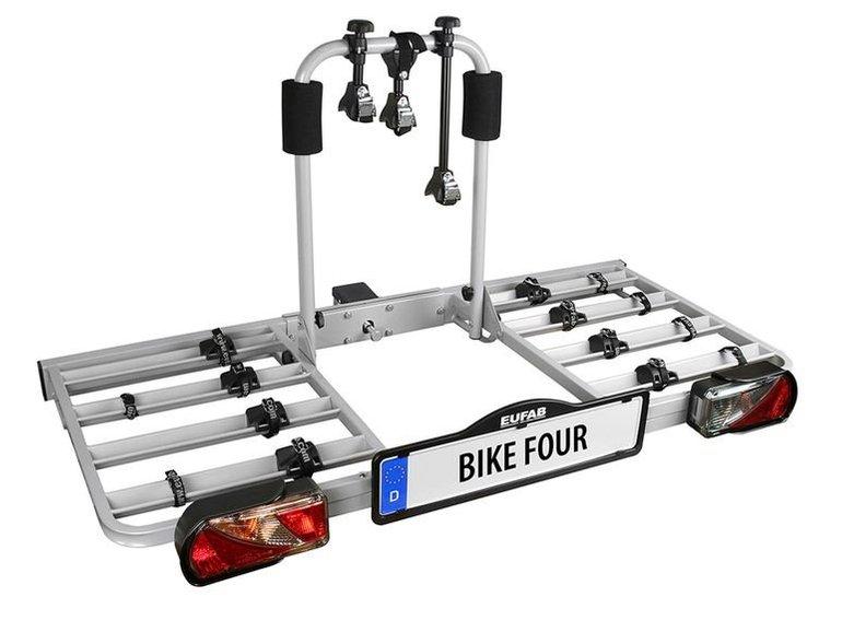 Eufab Fahrradträger Bike Four für 188,95€ inkl. Versand (statt 211€)