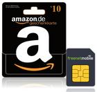 FreenetMobile SIM (Duo) + 20€ Gutschein für Amazon nur 3,90€