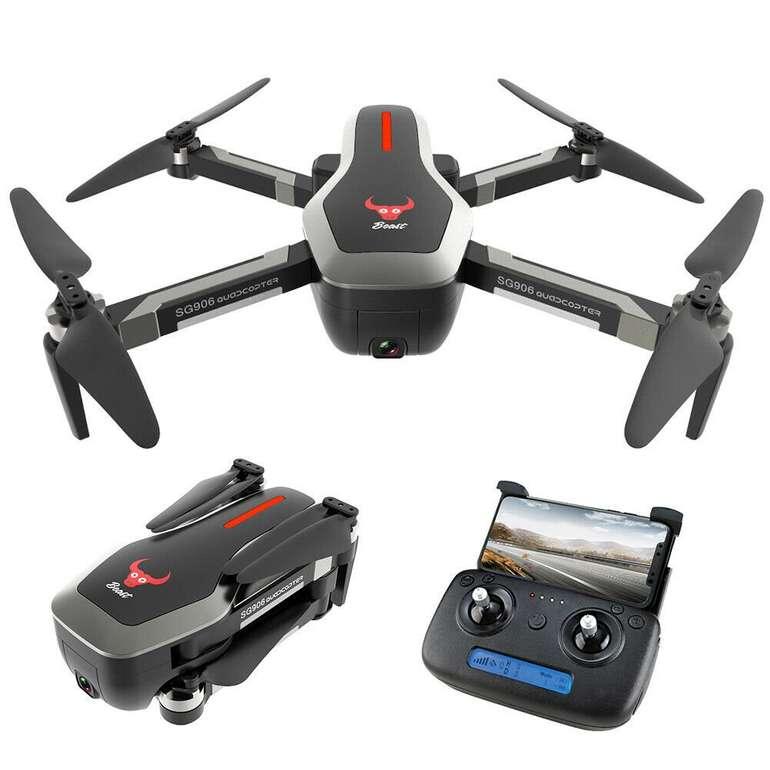 Beast SG906 GPS Brushless 4K 5G Wifi FPV Drohne + Zubehör für 107,99€ inkl. Versand