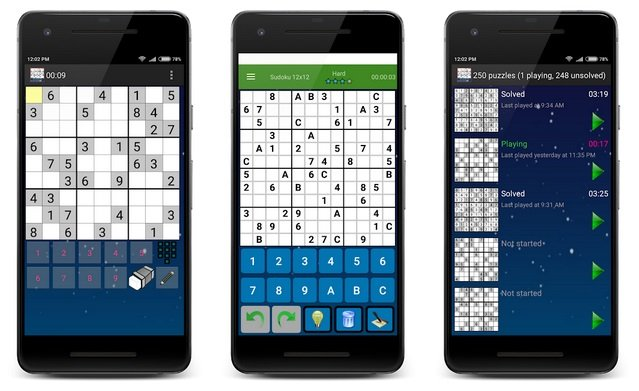 Sudoku-Meister App Android