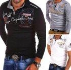 Behype Polos, Logsleeves und Shirts in vielen Ausführungen für je 15,90€
