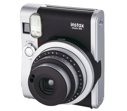 Fujifilm Instax Mini 90 - Sofortbildkamera für 95€ inkl. Versand (statt 115€)