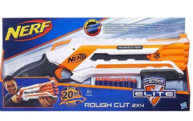 Nerf N-Strike Elite XD Rough Cut für 17,44€inkl. Versand (statt 27€)