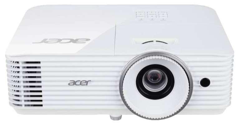 Acer H6521ABD Beamer (Full HD+, 3D, 3500 ANSI-Lumen) ab 368,10€ (statt 399€)