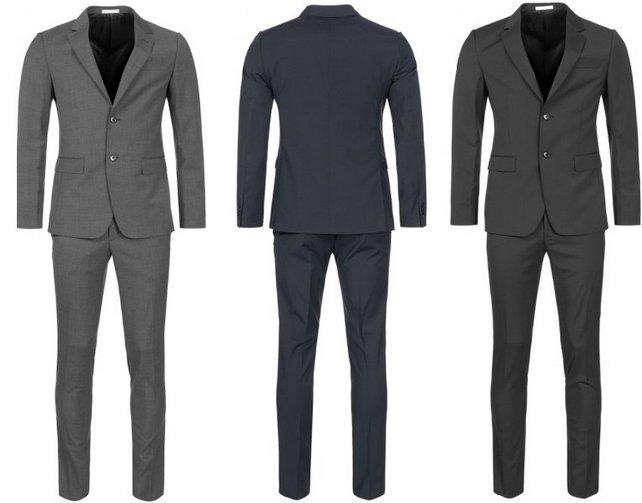Moschino Herren Luxus Designer Anzug für 149,49€ inkl. Versand (statt 200€) - Restgrößen!
