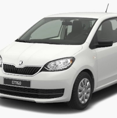 Skoda Citigo Cool Edition mit 60PS für 89€ im Privatleasing (LF: 0,59)