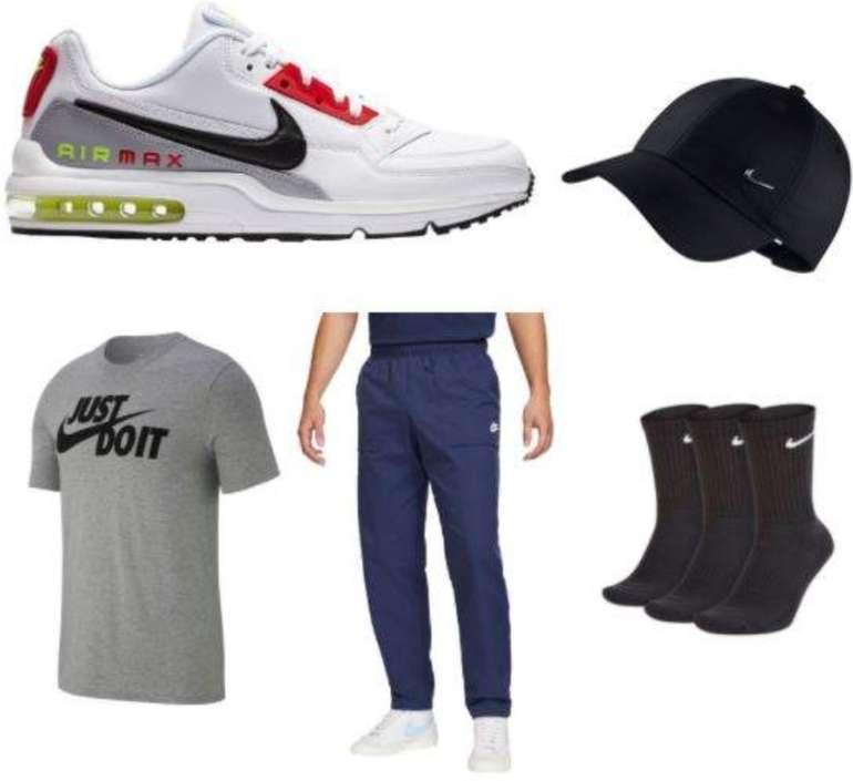 Galeria Kaufhof: Nike Air Max Ltd 3 Sneaker + Shirt + Cap + Jogginghosen + Socken für 120,15€ (statt 181€)