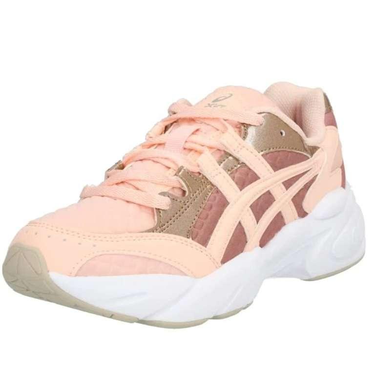Asics SportStyle Sneaker 'GEL-BND' in rosa / weiß für 29,66€ inkl. Versand (statt 46€)