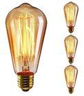 3er-Pack KingSo E27 Vintage-Glühbirnen für 9,32€ inkl. Versand (Prime)