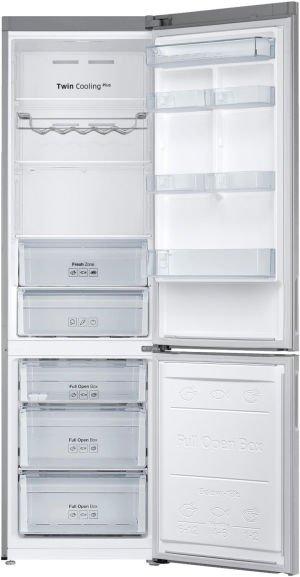 Samsung RL 37J5218SS/EG Kühl-Gefrierkombi (267 L Kühlen, 98 L Gefrieren) zu 599€